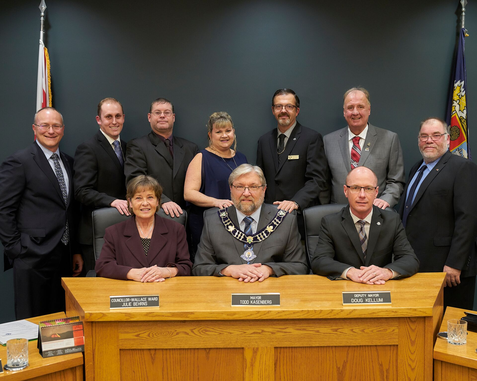 Photo of North Perth Council Members